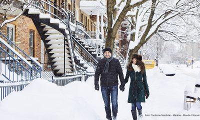 Montreal en pareja