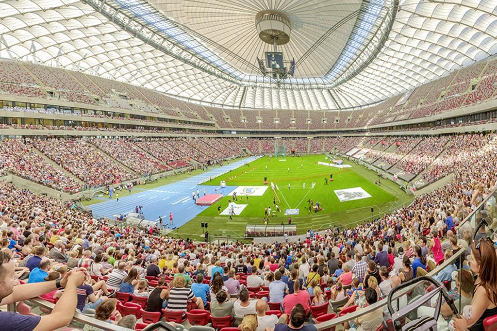 Estadio Nacional PGE Narodowy