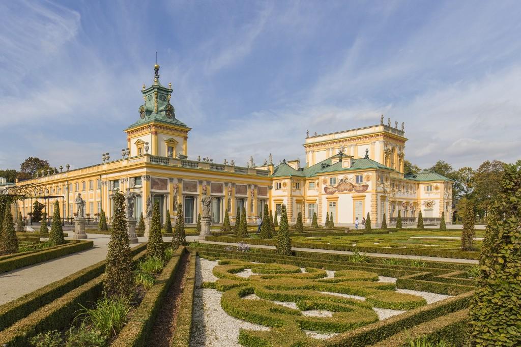 Palacio de Wilanów