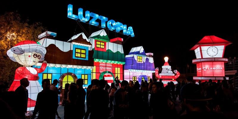 ¡Viaja por el mundo con Luztopía!