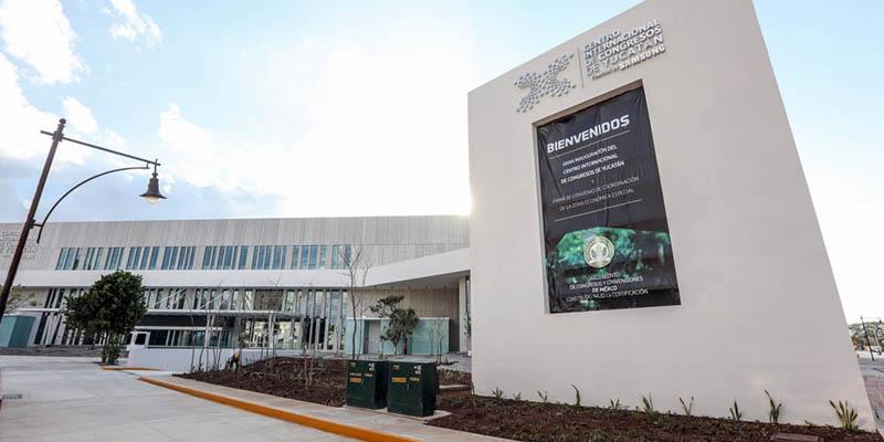 Centro de Convenciones Yucatán Siglo XXI.