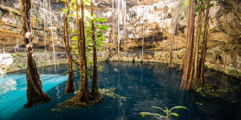 Cenotes de Valladolid