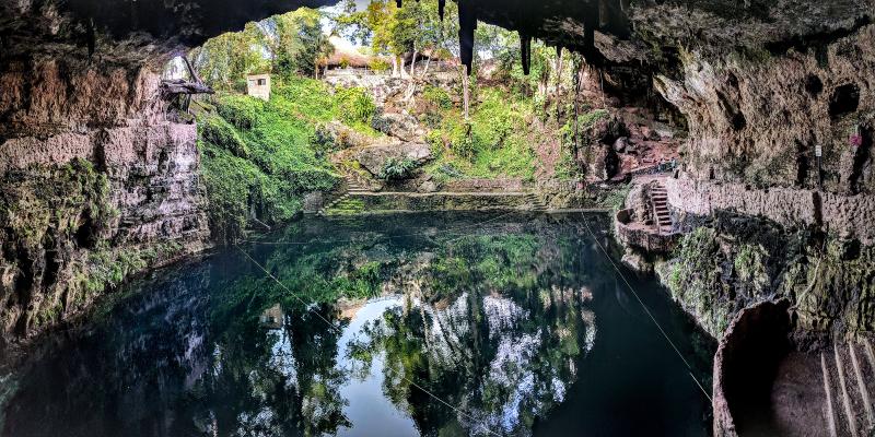 Cenotes en Valladolid