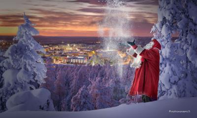 Rovaniemi, Laponia: la tierra de Santa Claus