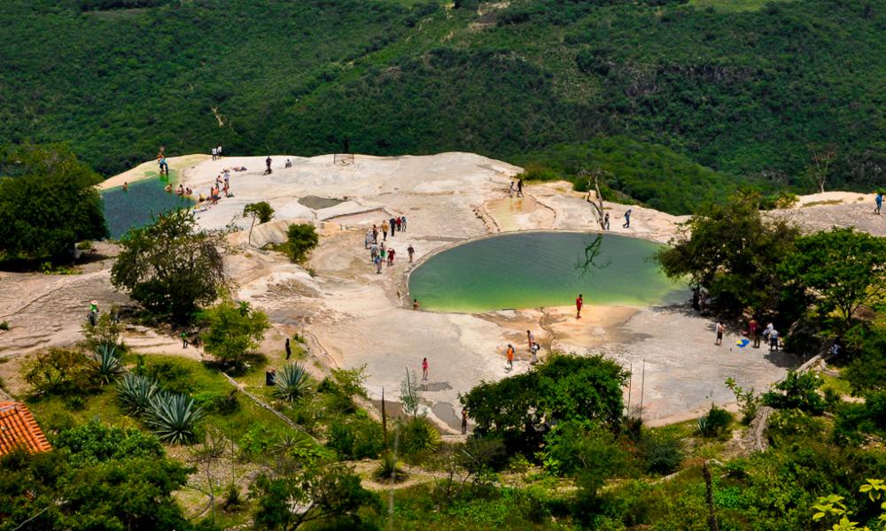 Oaxaca lugares turísticos