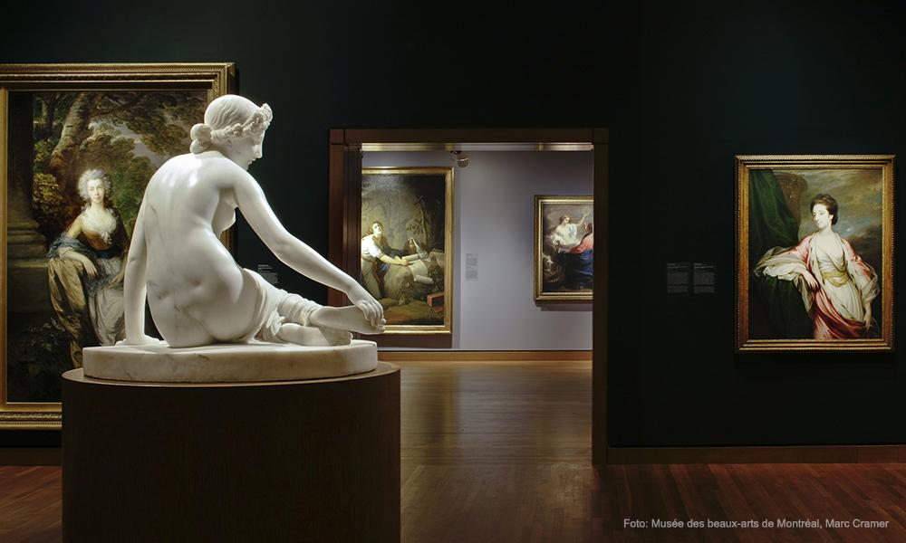 Bellas Artes en Montreal
