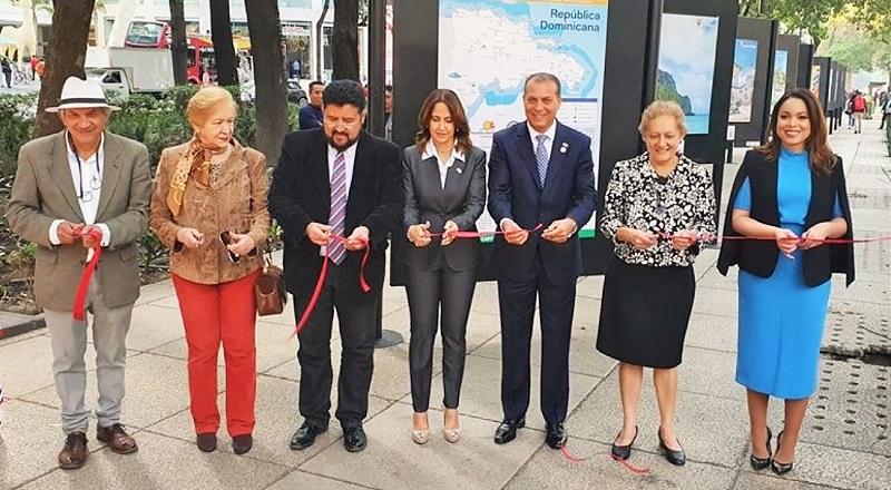 Inauguran exposición Dominicana… ¡Lo tiene todo!