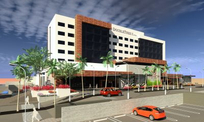 DoubleTree by Hilton hace check in en Celaya