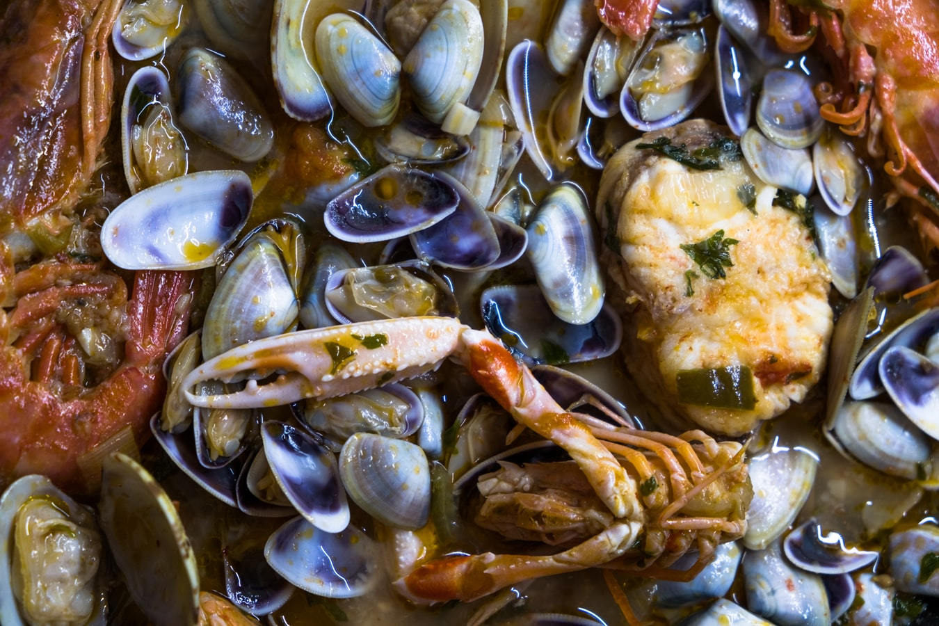 Comida del mar