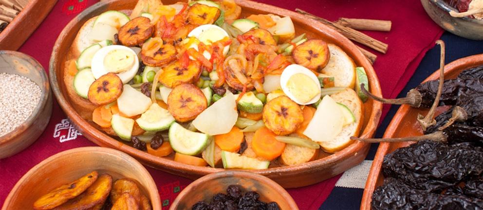 Comida Chiapas