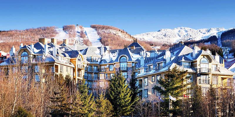 hoteles Mont Tremblant