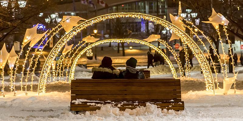 Montreal para parejas