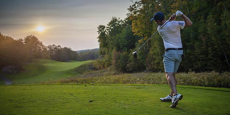 golf en tremblant