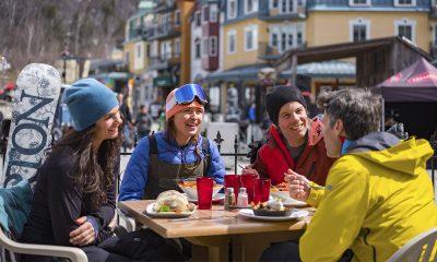 Restaurantes de Mont Tremblat