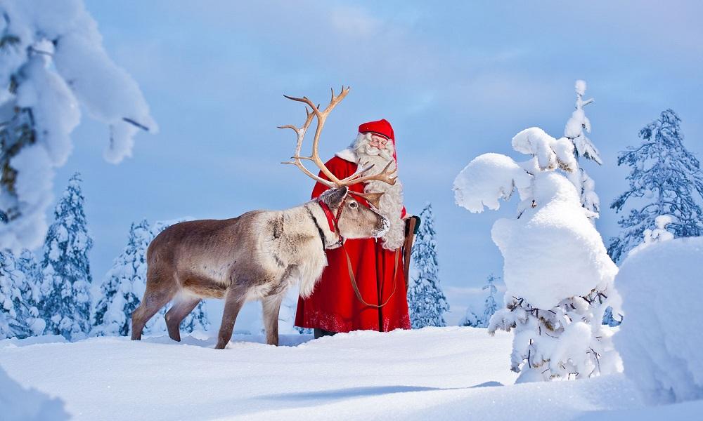 Laponia, la tierra de Santa Claus