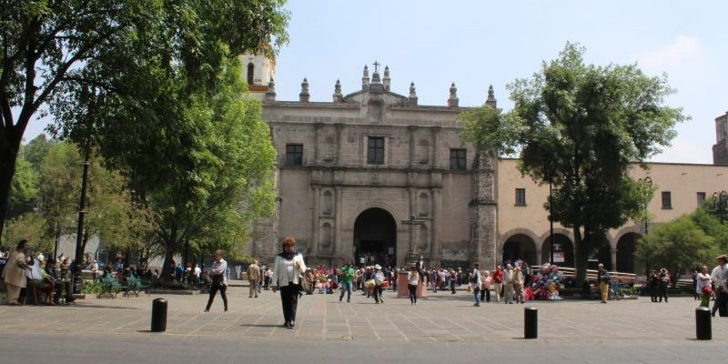Templo de San Juan Bautista