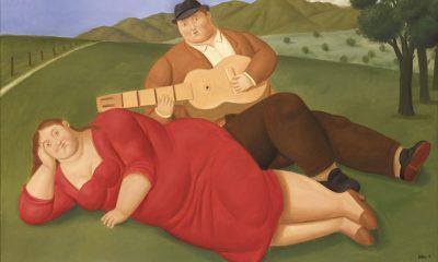 obra de Botero