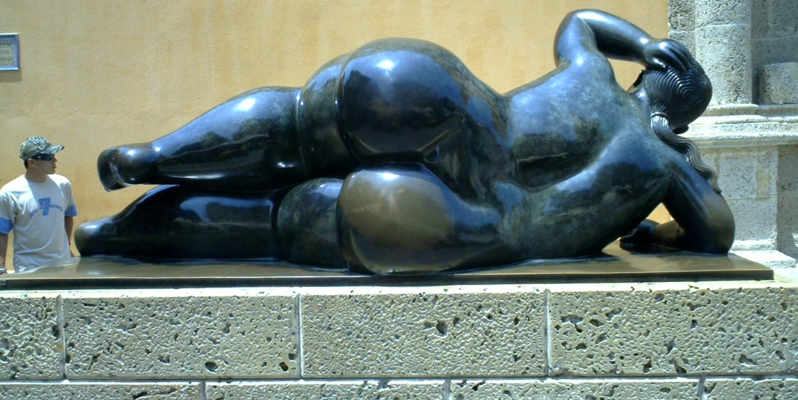 Escultura en Cartagena