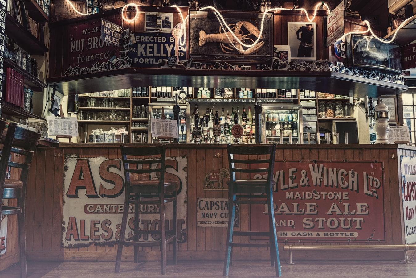 origen del bar