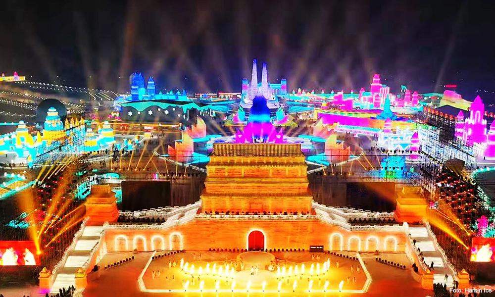 Festival de hielo y nieve de Harbin