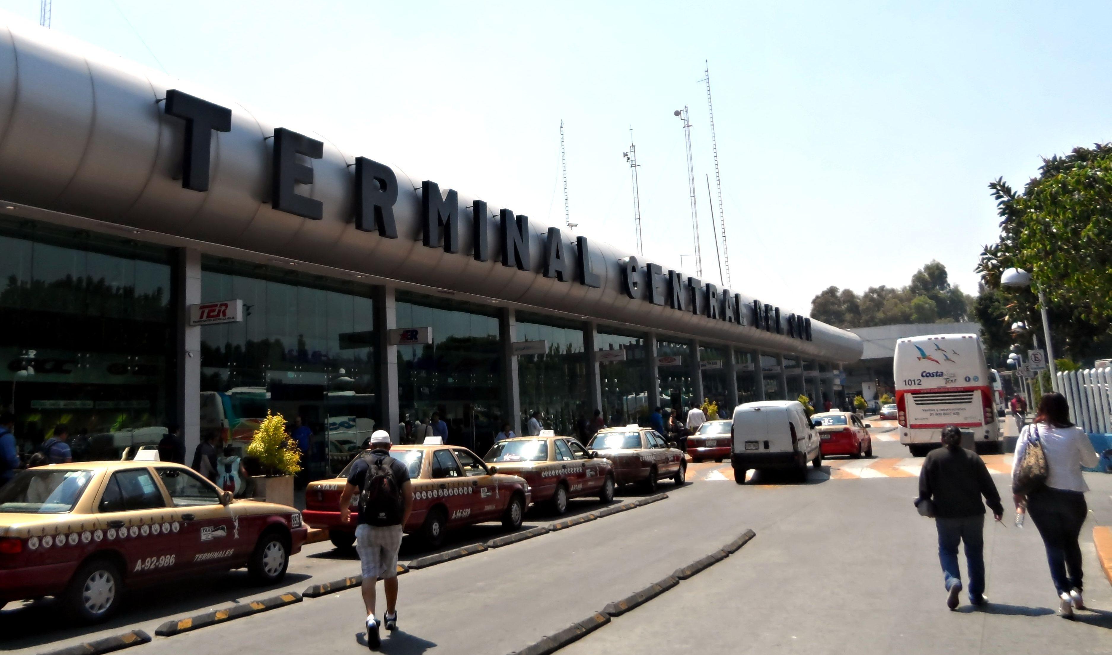 Terminal Taxqueña