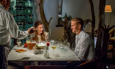 mejores restaurantes de hotel en México