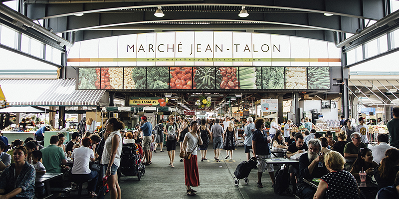 / Tours culinarios de Montreal