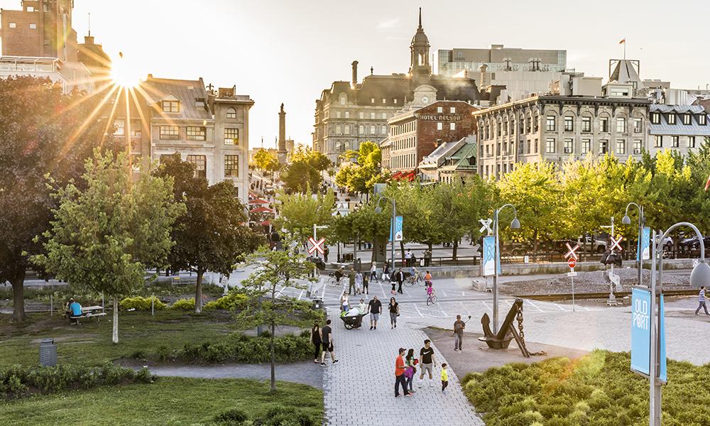 Montreal en verano
