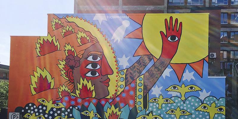 arte urbano Montreal