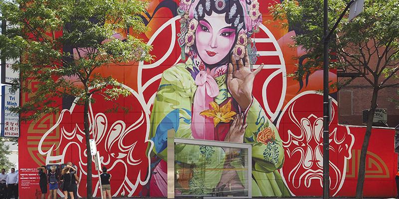 murales Montreal