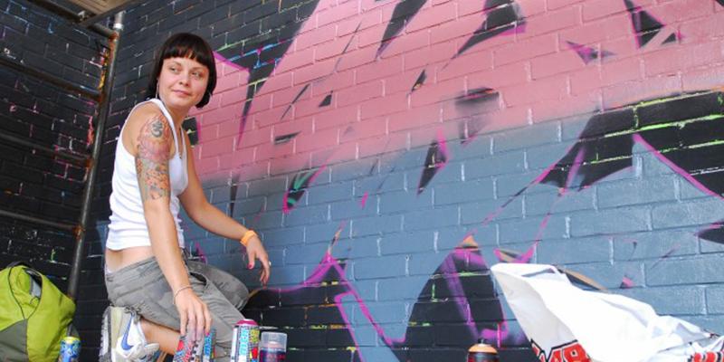 Murales y arte urbano en Montreal