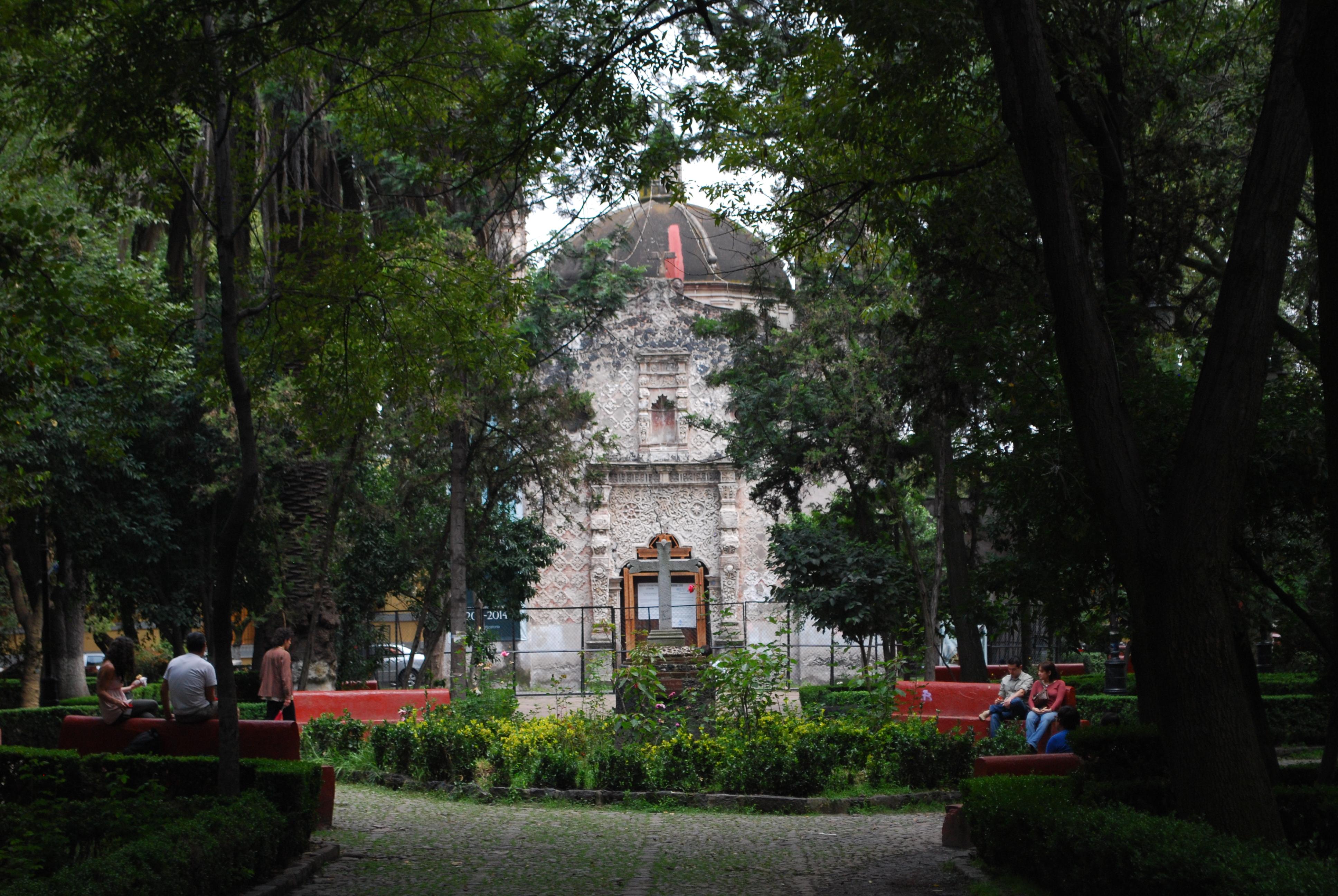 Plaza de la Conchita