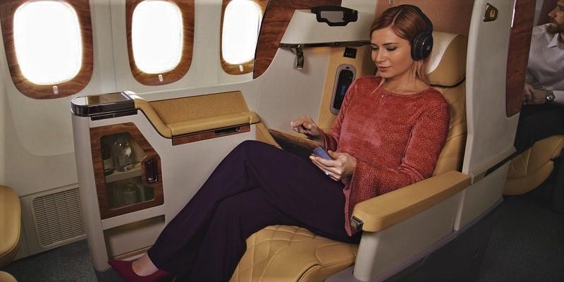 Razones para volar con Emirates