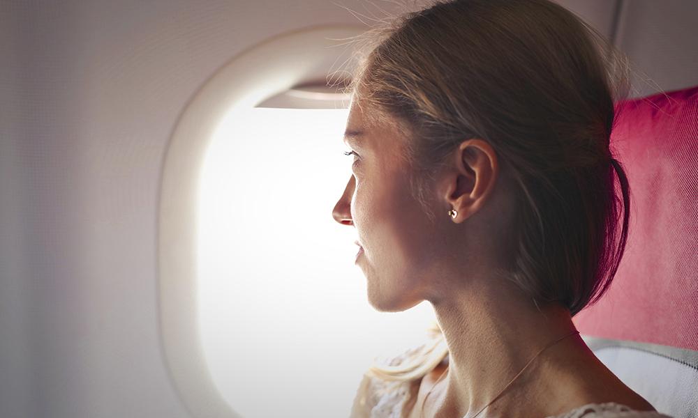viajar embarazada en avion