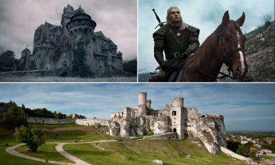 Locaciones de The Witcher