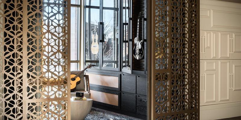 hoteles para amantes de la música en Estados Unidos