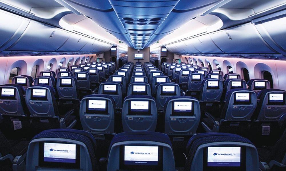 La seguridad, una prioridad para Aeroméxico por Covid-19