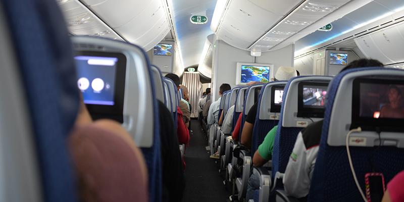 Cambio de fecha de vuelo de Aeroméxico por coronavirus