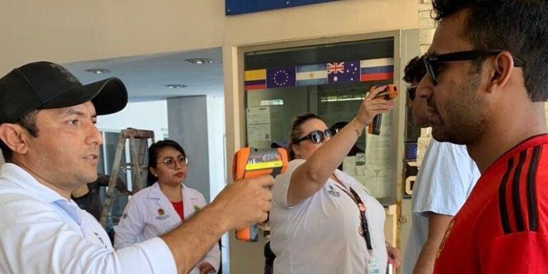 Quintana Roo presenta plan de atención ante Covid-19