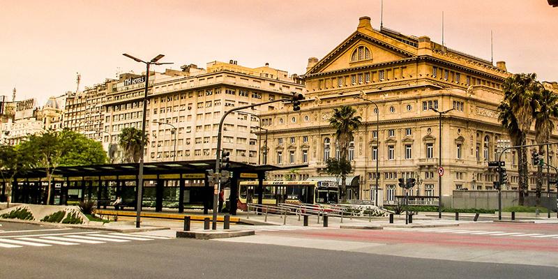 Cuarentena en Argentina por coronavirus