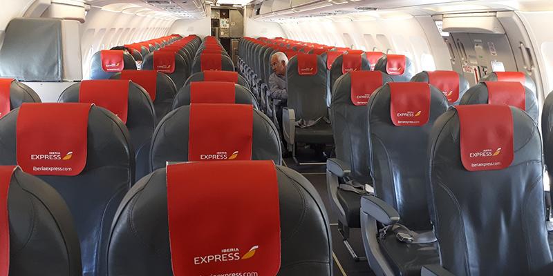 Política de cancelación de vuelos de Iberia por el coronavirus