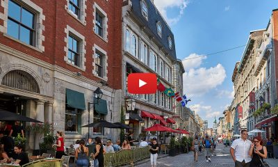 Recorrido virtual de Montreal