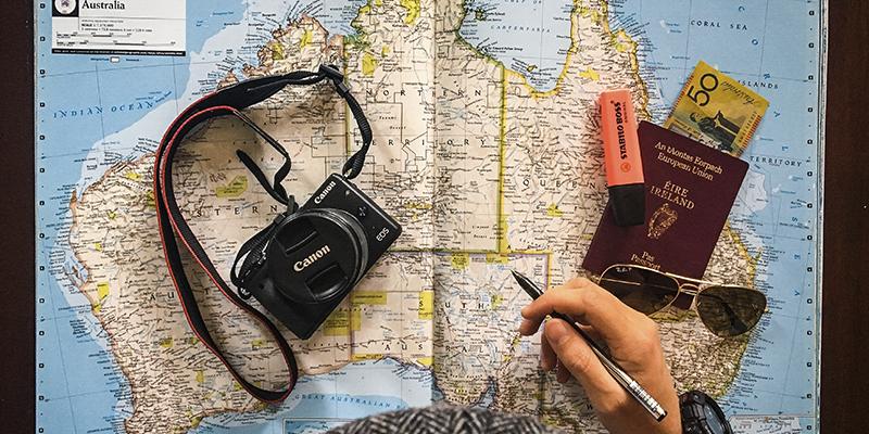 Tips para mejorar tu viaje desde casa