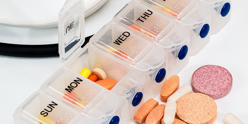 Viajar con medicamentos en avión