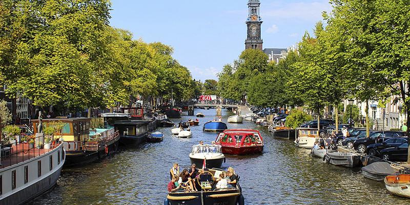 Qué hacer en Ámsterdam: Guía virtual