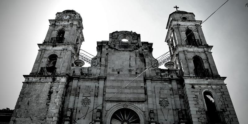 Parroquia de Santa María Ahuacatlán