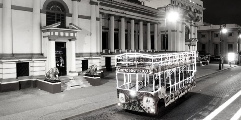 Tranvía nocturno