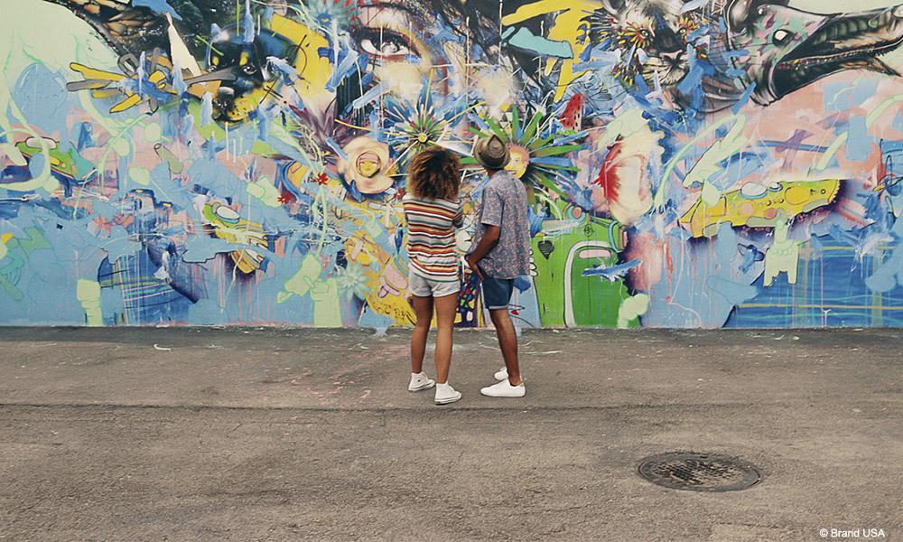 ejores ciudades de Estados Unidos para disfrutar del arte urbano