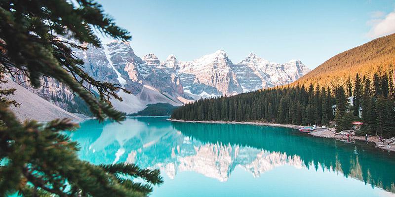 Lugares más icónicos de Canadá - guía virtual
