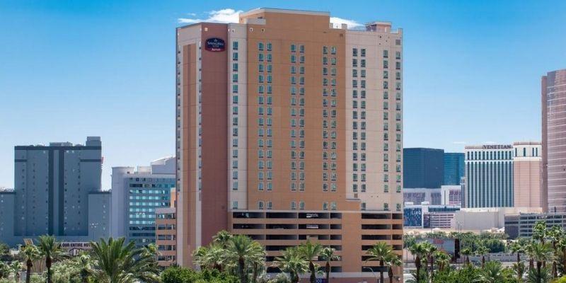 Donde hospedarse en Las Vegas